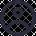 Avatar Profile Picture Icon