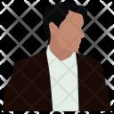 Avatar Lawyer Male Icon