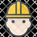 Avatar People Helmet Icon