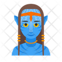 Avatar female Icon