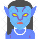 Avatar neytiri Icon