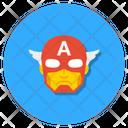 Avengers Superhero Thanos Icon