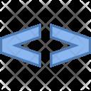 Average sign Icon