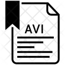 Avi File Type Icon