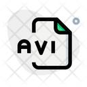 Avi File Icon