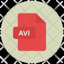 Avi File Extension Icon