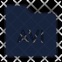 AVI Folder Icon