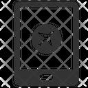 Aviation Book Flight Ipad Icon