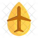 Aviation Fuel Icon