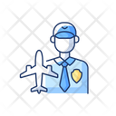 Aviation Security Aviation Security Icon
