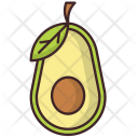 Avocado Fruit Food Icon