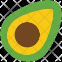 Avocado Food Icon