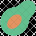 Avocado Alligator Pear Icon