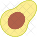 Alligator Pear Avocado Food Icon