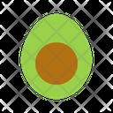 Avocado Food Fruit Icon