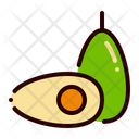 Fruit Food Vegetarian Icon