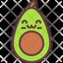 Avocado Nature Fresh Icon