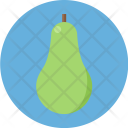 Avocado Fruit Alligator Icon