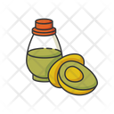 Avocado Oil Icon