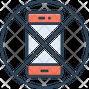 Avoid Ban Smartphone Icon