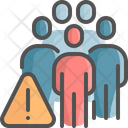 People Crowd Group Icon