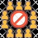 Avoid Group Social Icon
