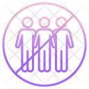Ban Group Icon