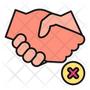Shaking Hands Business Icon