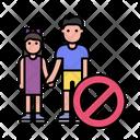 Avoid Kids Icon
