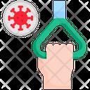 Hand Handle Public Icon