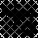 Travel Blocked Ban Icon