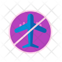 Airplane Plane Transportation Icon