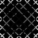 Caution Covid Prohibit Icon