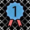 Achievement Badge Leaderboard Icon