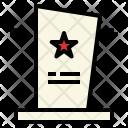 Award Shield Winner Icon