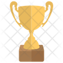 Award Trophy Medal Icon