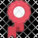Award Reward Ribbon Icon