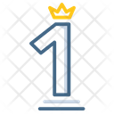 Award First King Icon