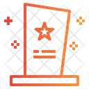 Shield Medal Trophy Icon