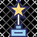 Award Cinema Award Film Award Icon