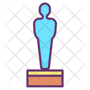 Award Trophy Movie Award Icon