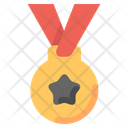 Award Education Gold Icon