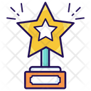 Award Star Award Award Trophy Icon