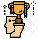Award Winner Trophy Icon