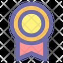 Award Certificate Achievement Icon