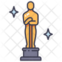 Award Hollywood Cinema Icon