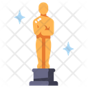 Award Hollywood Cinema Icon