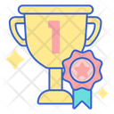 Award Success Trophy Icon