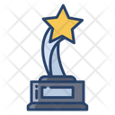 Award Trophy Sucess Icon