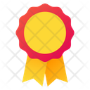 Award Badge Ribbon Icon